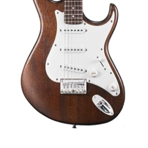 Cort G Series G100 Electric Guitar, Open Pore Walnut, Free Shipping for sale