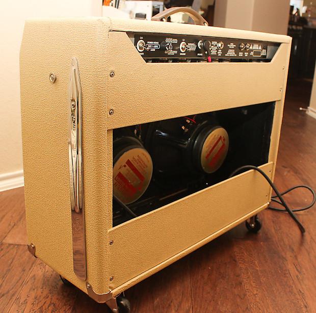 90 39 s fender dual professional guitar amp combo make an reverb. Black Bedroom Furniture Sets. Home Design Ideas