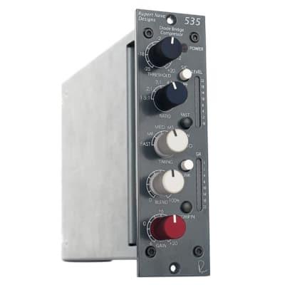 Rupert Neve Designs 535: 500 series diode bridge compressor