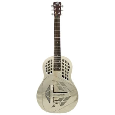 Recording King MT30 RM-991 metal Tricone resonator guitar for sale