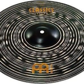 "Meinl 16"" Classics Custom Dark Crash"