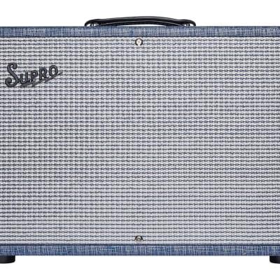 "Supro 1698RK Keeley Custom 25-Watt 1x12"" Guitar Combo 2021"