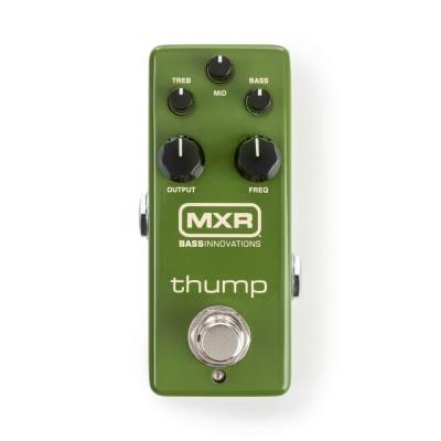 MXR Thump Bass Pre-Amp  Pedal