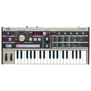 Korg microKORG Professional Performance Series 37 mini-key Synthesizer & Vocoder