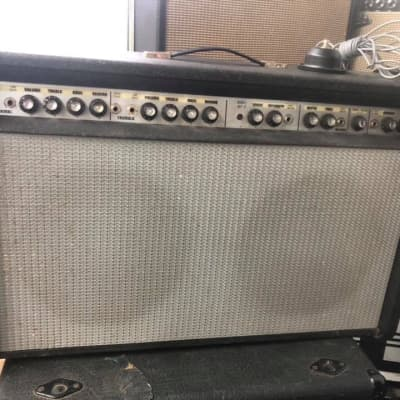 Vintage magnatone mp3 early 60s tube guitar amplifier serviced