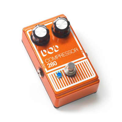 Digitech Dod 280 Optical Compressor Pedal for sale