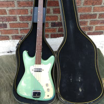 Kay 5294 Bass 1960s Surf Green for sale