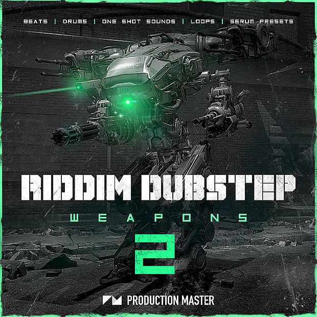 Black Octopus Sound Riddim Dubstep Weapons 2 - Presets