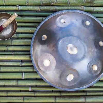 Battiloro Battiloro Handpan  - C# minor 432 Hz + Case