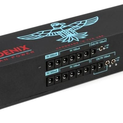 Walrus Audio Phoenix 15-Output Power Supply for sale