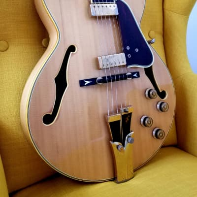 1982 Ibanez George Benson GB-10NT Natural