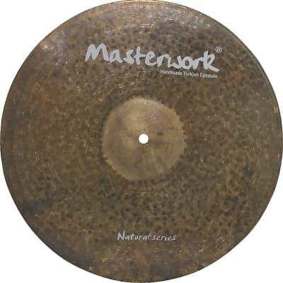 "Masterwork 18"" Natural Extra Thin Ride"
