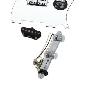 920D Custom Shop 95-11-13-21 TV Jones Magna'Tron/T-Style Bridge Loaded Tele Pickguard w/ 4-Way Switching