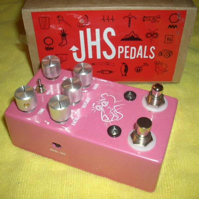 JHS Pink Panther - Newest Version w/Tap Tempo image