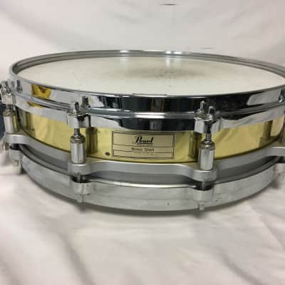Pearl Brass Shell Free Floating Piccolo image