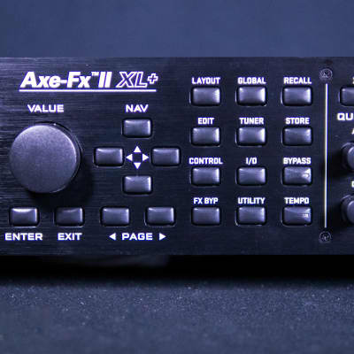 Fractal Audio Axe FX II XL+ Preamp/Effects Processor
