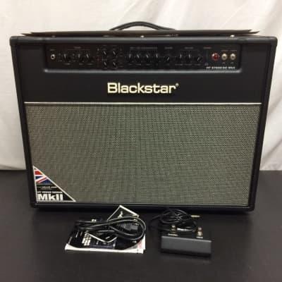 "Blackstar HT Stage 60 MkII 60-Watt 2x12"" Guitar Combo Customer Return"