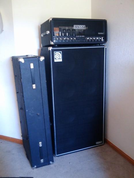 fender bassman 300 pro 2010 reverb. Black Bedroom Furniture Sets. Home Design Ideas