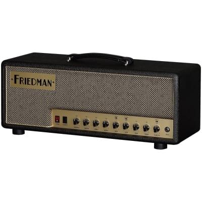 Friedman Runt-50 Guitar Amplifier Head, 2-Channel (50 Watts) for sale
