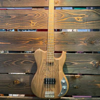 Alpine Guitar ALPINE « Les Sauvages » M2-B101 Handmade 2021 natural wood for sale