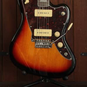 Revelation RJT-60 Offset Solidbody Electric Guitar Sunburst for sale
