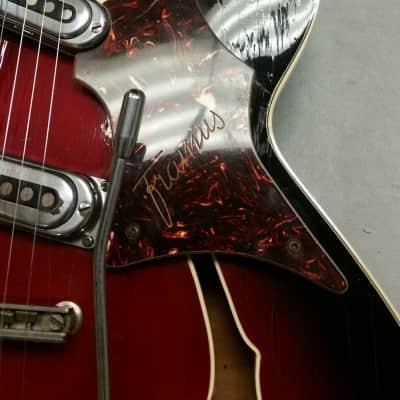 Framus 5/115 1960's Black Rose*vintage*