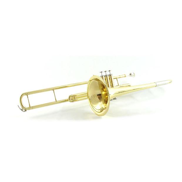 schiller american heritage piston valve eb alto trombone. Black Bedroom Furniture Sets. Home Design Ideas