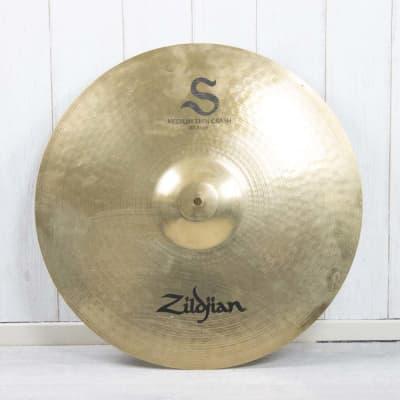 """Zildjian S Family 20"""" Medium Thin Crash"""