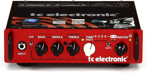 tc electronic bh250 250 watt compact bass head gearnuts reverb. Black Bedroom Furniture Sets. Home Design Ideas