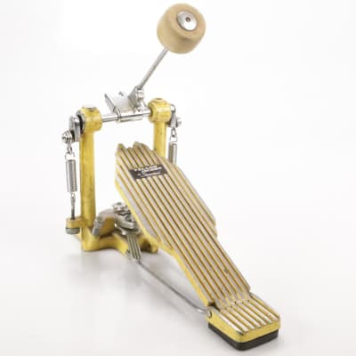 Slingerland USA Yellow Jacket Kick Bass Drum Foot Pedal For Parts Repair #35164 for sale