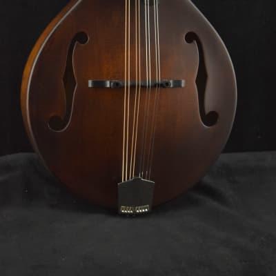 Eastman MD505CC/N A-Style Mandolin Vintage Nitro Finish