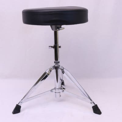 Sound Percussion Round Throne Chair Seat Stool - NICE !