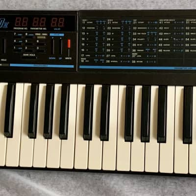 KORG Poly-800II PS-800 Vintage Polyphonic Synthesizer 49key PLEASE READ