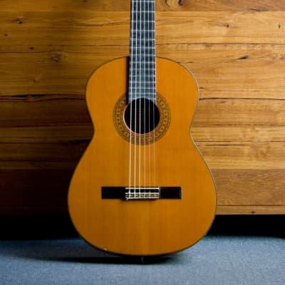 Seizo Shinano No.83 1960's - Vintage Japanese Handmade Classical Guitar for sale