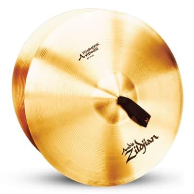 "Zildjian 18"" A Series Symphonic Viennese Tone Cymbal"