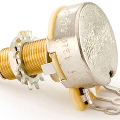 Gibson PPAT-500  Audio Taper 500kOhm Potentiometer/Long Shaft