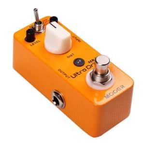Mooer Audio Ultra Drive MKⅡ Distortion Guitar Effect Pedal True Bypass NEW
