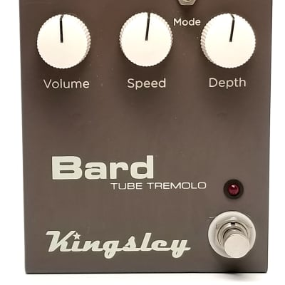 used Kingsley Bard Tube Tremolo, Excellent Condition! for sale