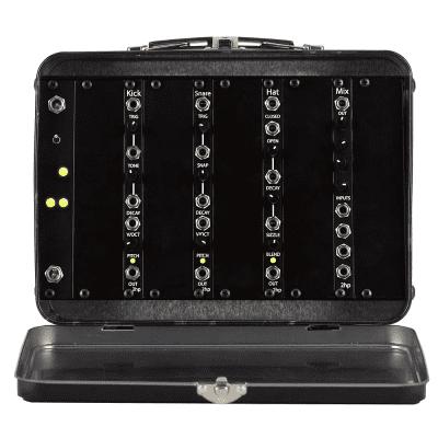 2hp Lunchbox Drum Machine Modular Synthesizer System