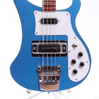 2003 Rickenbacker 4003 Bass metallic blue