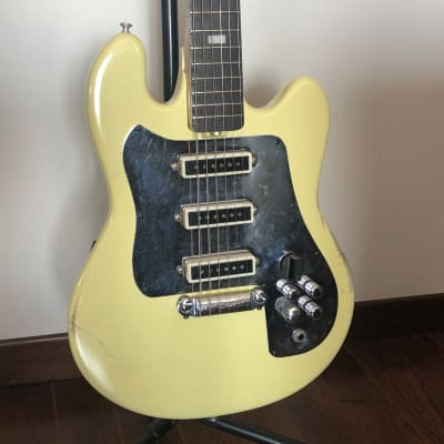 Kent Copa Electric Guitar Modded for sale