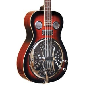 Gold Tone PBB Paul Beard Signature-Series Resonator Bass Guitar w/ Case for sale