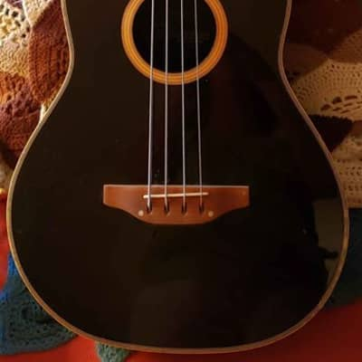 Ovation Applause AE40 Acoustic Electric Bass for sale