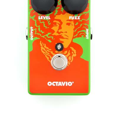 Dunlop JHM2 Jimi Hendrix 70th Anniversary Octavio