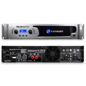 Crown XLS 2500 2-Channel High Density Power Amplifier