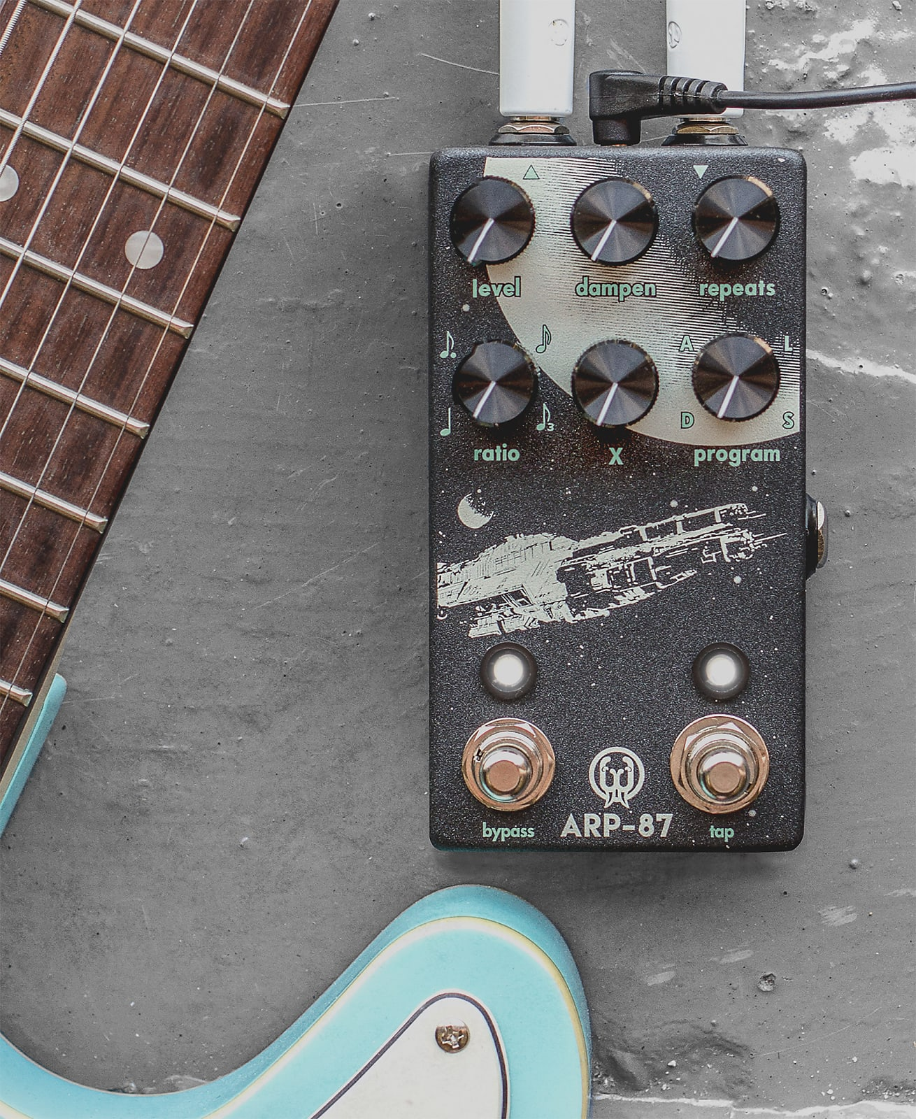 Walrus Audio ARP-87 Multi-Function Delay Effects Pedal