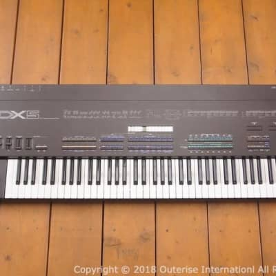YAMAHA DX-5 DX5 Perfect Working Refurbished Perfect Working Serial # 1016