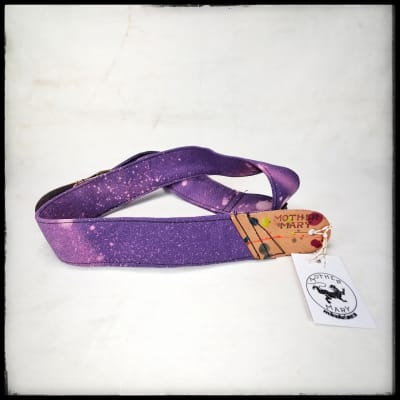 Mother Mary Company Purple Bleached Strap