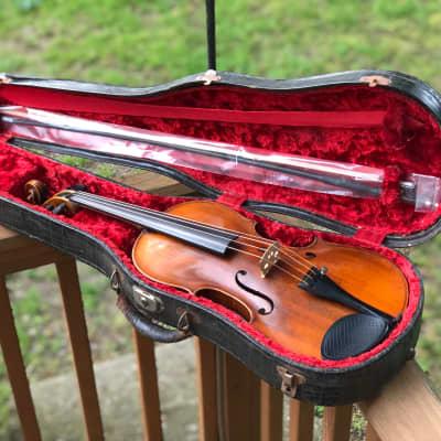 Antique Full Size Violin Circa 1800's