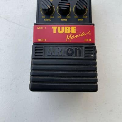 Arion MDI-1 Tube Mania Distortion Rare Vintage Guitar Effect Pedal MIJ Japan for sale